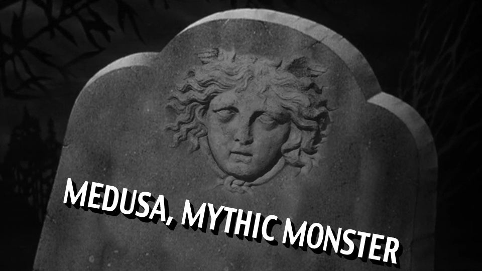 Medusa, Mythic Monster (Ancient Art Podcast 53)